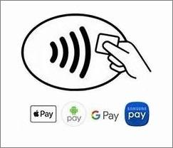 Значик бесконтактных платежей